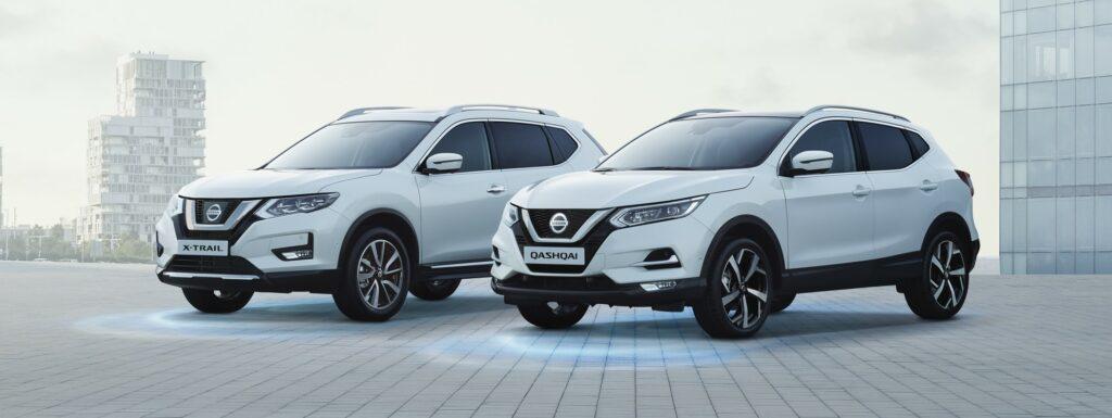 Nissan bilar
