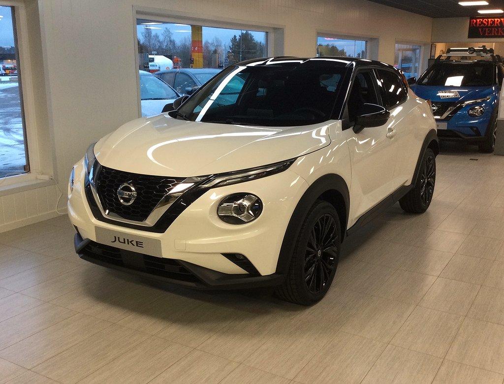 Nissan Juke - 2021 - Bilhallen Mjölby
